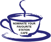 Nominate your favourite station cafe