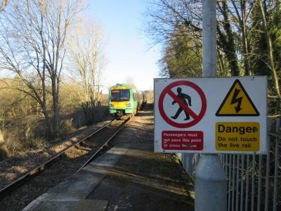 Railfuture Uckfield Lewes